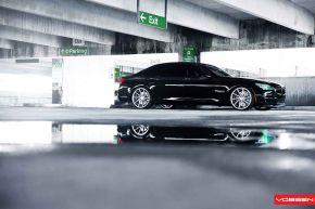 BMW 7 |  CVT - Metallic Silver - E: 22x9 / H: 22x10.5