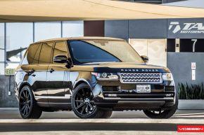 Land Rover Range Rover | VVS-CV4 - E: 22x10.5 / H: 22x10.5