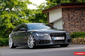 Audi A6 | CV4 - E: 22x9 / H: 22x10.5