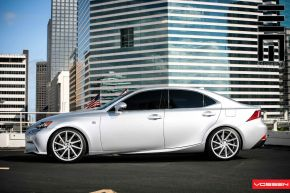 Lexus IS | CVT - E: 19x8.5 / H: 19x10
