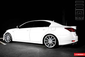 Lexus GS | CVT - Metallic Silver - E: 20x9 / H: 20x10