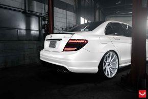 Mercedes Benz C Class |  CVT - Metallic Silver - E: 20x8.5 / H: 20x10