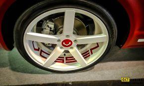 O.CT Tuning - VW T5 - Vossen CV3 - KW V1