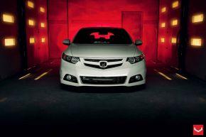 Acura TSX | CVT - Metallic Silver - E: 20x10.5 / H: 20x10.5