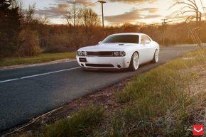 Dodge Challenger | CVT - Metallic Silver - E: 20x10.5 / H: 20x10.5
