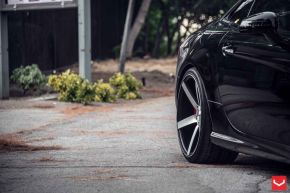 Mercedes Benz SL | VVS-CV3 - Matte Black Machined - E: 20x9 / H: 20x10.5