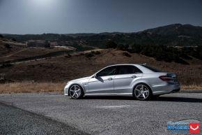 Mercedes Benz E Class | VVS-CV3 - Matte Graphite - E: 20x9 / H: 20x10.5