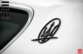 Maserati Gran Turismo | CVT - Custom Finish - E: 22x9 / H: 22x10.5