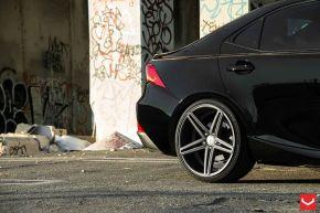 Lexus IS | VVS-CV5 - Matte Graphite - E: 20x9 / H: 20x10.5