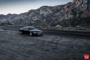 Audi A5 | S5 | VVS-CV7 - Matte Graphite Machined- E: 20x10.5 / H: 20x10.5