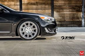Kia Optima | VVSCV4- Silver Polished - E: 20x9 /H: 20x9