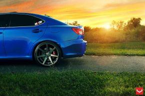 Lexus IS | VVS-CV7 -  Matte Graphite - E: 20x9 / H: 20x10.5
