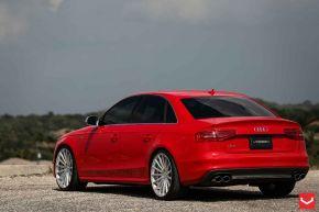 Audi A4 | VFS2 - Silver Polished- E: 20x9.5 / H: 20x9.5