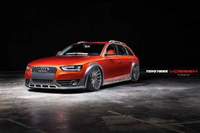 Audi A4 | VFS2 - Gloss Graphite- E: 20x10.5 / H: 20x10.5