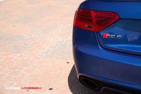 Audi RS5 | VFS2 - Gloss Graphite- E: 20x10.5 / H: 20x10.5