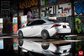 Lexus IS | VFS2 - Gloss Graphite- E: 20x9 / H: 20x10.5