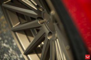 Nissan 370Z |  VFS2 - Satin Bronze- E: 20x9.5 / H: 20x12