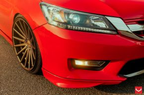 Honda Accord | VFS2 - Satin Bronze - E: 20x10.5 / H: 20x10.5