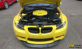 BMW M3 E92 | CV3 E: 20x9 H: 20x10,5 egyedi festés, karbonozott küllők