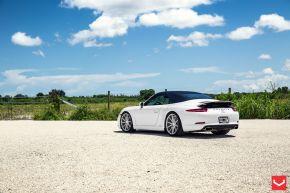 Porsche 911 | VFS1 - Silver Brushed - E: 20x8.5 / H: 20x11