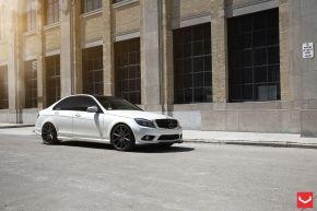Mercedes Benz C Class | VFS1 - Matte Graphite - E: 20x8.5 / H: 20x10