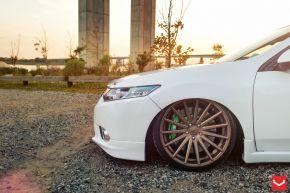 Acura TSX | VFS2 - Satin Bronze - E: 20x10.5 / H: 20x10.5