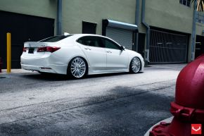 Acura TLX | VFS2 - Silver Polished - E: 20x9 / H: 20x10.5