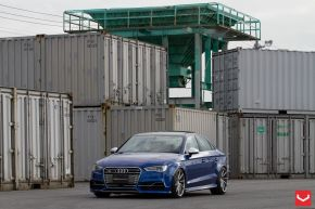 Audi S3 | CVT - Custom Finish - E: 19x8.5 / H: 19x8.5