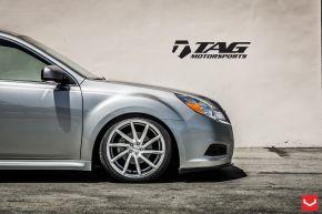 Subaru Legacy | CVT - Metallic Silver - E: 19x8.5 / H: 19x8.5