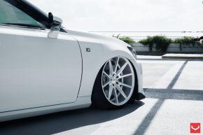 Lexus GS | VFS1 - Silver Brushed - E: 20x10.5 / H: 20x10.5