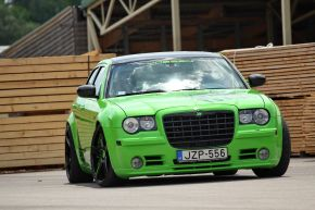 Chrysler 300C SRT8 | CV3 E: 9x22 / H: 10,5x22