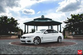BMW 4 Series | CV7 - Silver Polished - E: 20x9 / H: 20x10.5