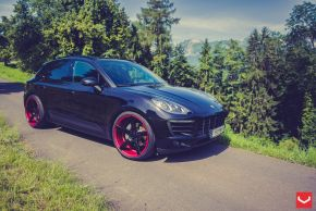 Porsche Macan | CV3 - Custom Finish - E: 22x10.5 / H: 22x10.5