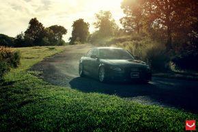 Audi A4 | CV4 - Silver Polished - E: 20x10.5 / H: 20x10.5