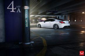 Hyundai Genesis | VFS1 - Matte Graphite - E: 20x9 / H: 20x10.5