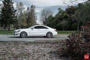 Mercedes Benz E Class | CVT - Metallic Silver - E: 20x9 / H: 20x10.5