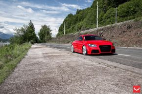 Audi TT RS | CV4 - Silver Polished - E: 20x9 / H: 20x9