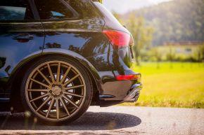 Audi SQ5 | VFS2 - Satin Bronze - E: 22x10/5 / H: 22x10.5