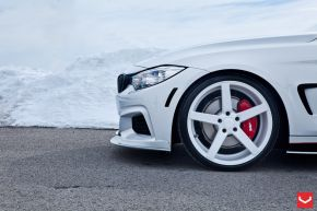 BMW 4 Series | CV3 - Custom Finish - E: 20x9 / H: 20x10.5
