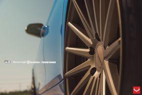 BMW 3 Series   VFS2 - Satin Bronze - E: 20x9 / H: 20x10.5