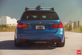 BMW 3 Series | VFS2 - Satin Bronze - E: 20x9 / H: 20x10.5