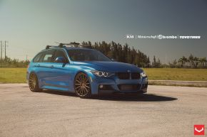 BMW 3 Series | VFS2 - Satin Bronze - E: 20x9 / H: 20x10.5