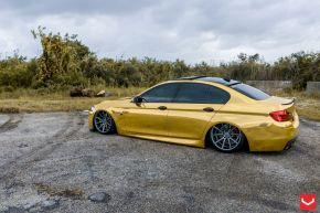 BMW 5 Series | VFS1 - Matte Graphite - E: 20x10.5 / H: 20x10.5
