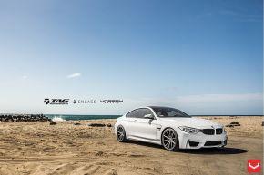 BMW M4 | VFS1 - Matte Graphite - E: 20x9 / H: 20x10.5