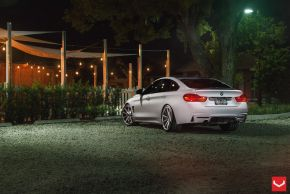 BMW 4 Series | VFS1 - Silver Brushed - E: 20x9 / H: 20x10.5