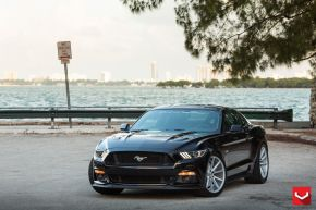 Ford Mustang | VFS1 - Silver Brushed - E: 20x9 / H: 20x10.5