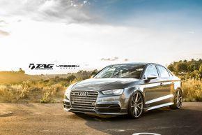 Audi S3 | VFS1 - Matte Graphite - E: 19x8.5 / H: 19x8.5