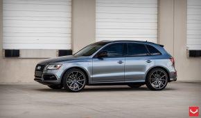 Audi SQ5 | VFS1- Matte Graphite - E: 22x10.5 / H: 22x10.5