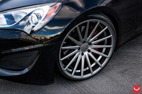 Hyundai Genesis | VFS2- Gloss Graphite - E: 20x9.5 / H: 20x10.5