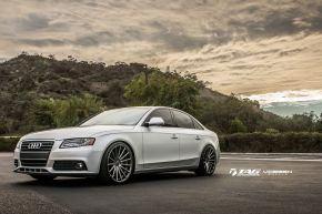 Audi A4 | VFS2 - Gloss Graphite - E: 20x9.5 / H: 20x9.5